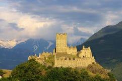 Castello di Cly Stock Photos