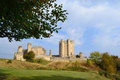 Castello di Conisbrough Immagine Stock Libera da Diritti