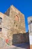 Castello di Conversano. La Puglia. L'Italia. Immagine Stock Libera da Diritti