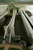 Castello di Conwy Immagine Stock