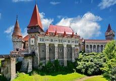 Castello di Corvin Immagini Stock