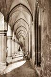 Castello di Corvinesti Immagini Stock