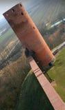 Castello di Czersk Fotografia Stock