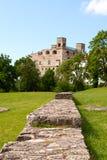 Castello di czi del ³ del kà del ¡ di Rà nel rospatak del ¡ dell'Ungheria Sà Fotografia Stock