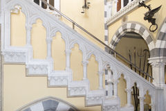 Castello di DAlbertis, Genova, Italia Fotografia Stock