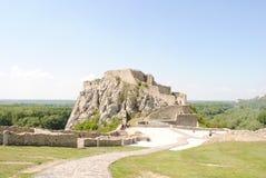 Castello di Devin Fotografie Stock Libere da Diritti