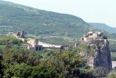 Castello di Devin Fotografia Stock