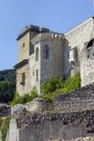 Castello di Diosgyor fotografia stock