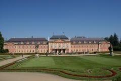 Castello di Dobris vicino a Praga Immagini Stock Libere da Diritti