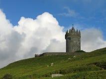 Castello di Doonagore immagini stock libere da diritti