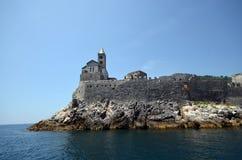 Castello di Dorio Fotografia Stock