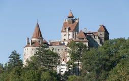 Castello di Dracula Immagine Stock Libera da Diritti