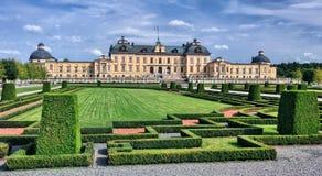 Castello di Drottningholm fotografie stock
