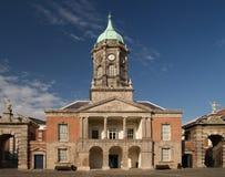 Castello di Dublino immagine stock