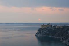 Castello di Duino Fotografia Stock Libera da Diritti