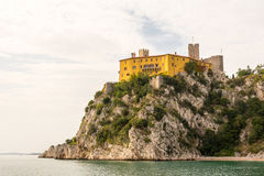 Castello di duino Stock Image