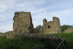 Castello di Dundrum Fotografia Stock Libera da Diritti