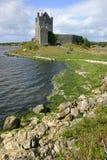 Castello di Dunguaire Immagini Stock Libere da Diritti