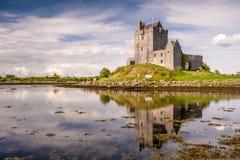 Castello di Dunguaire, Irlanda Fotografie Stock Libere da Diritti