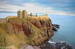 Castello di Dunnottar immagine stock