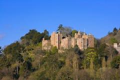 Castello di Dunster immagini stock