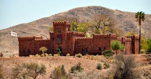 Castello di Duwisib Immagine Stock