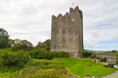 Castello di Dysert O'Dea Immagini Stock