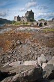 Castello di Eilan Donan Immagini Stock Libere da Diritti
