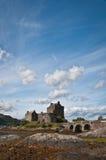 Castello di Eilan Donan Immagine Stock Libera da Diritti