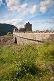 Castello di Eilan Donan Fotografia Stock