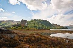 Castello di Eilan Donan Fotografia Stock Libera da Diritti