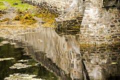 Castello di Eilean Donan Immagini Stock Libere da Diritti