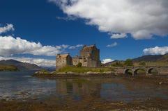 Castello di Eilean Donan Immagine Stock Libera da Diritti