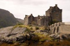Castello di Eilean Donan fotografia stock