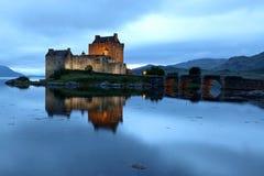 Castello di Eilean Donan Fotografie Stock