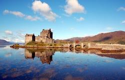 Castello di Eilean Donan, Scozia Immagine Stock