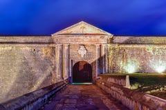 Castello di EL Morro, San Juan, Porto Rico Fotografia Stock