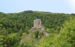Castello di Eltz. Fotografia Stock Libera da Diritti