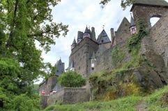 Castello di Eltz. Immagine Stock