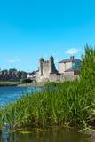 Castello di Enniskilen Fotografia Stock Libera da Diritti