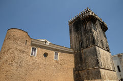 Castello di Estremoz Immagini Stock Libere da Diritti