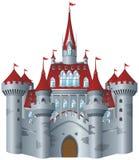 Castello di Fairy-tale Fotografia Stock Libera da Diritti