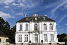 Castello di Falkenlust di rococò al ¼ hl/Germany di Brà immagini stock