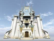 Castello di fantasia Immagine Stock