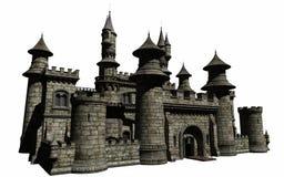Castello di fiaba royalty illustrazione gratis