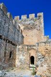 Castello di Frangocastello. immagini stock
