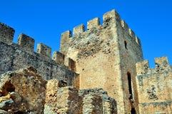 Castello di Frangocastello. fotografia stock libera da diritti