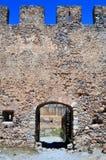 Castello di Frangocastello. fotografie stock