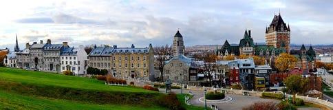 Castello di Frontenac fotografie stock