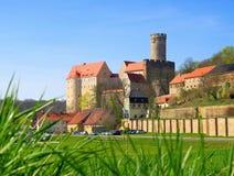 Castello di Gnadenstein Immagini Stock